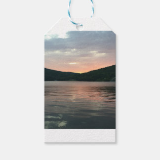 Sunset On The Water Gift Tags