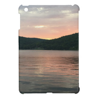 Sunset On The Water iPad Mini Case