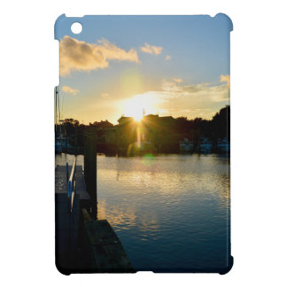 Sunset over Cape Cod Cover For The iPad Mini