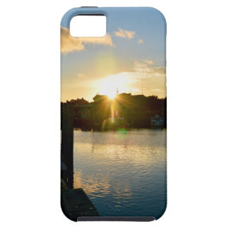 Sunset over Cape Cod Tough iPhone 5 Case