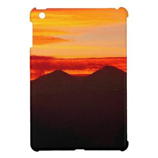 Sunset Over Longs Peak Colorado iPad Mini Case