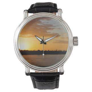 Sunset Over Sanibel Watches