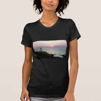 Sunset over Sea of Cortez, Sonora coast, Mexico T-shirt