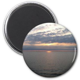 Sunset over the Baltic Magnet