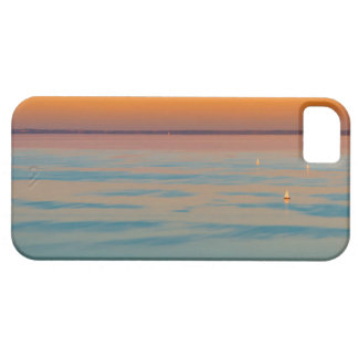 Sunset over the lake Balaton, Hungary Barely There iPhone 5 Case