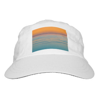 Sunset over the lake Balaton, Hungary Hat