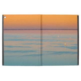"Sunset over the lake Balaton, Hungary iPad Pro 12.9"" Case"