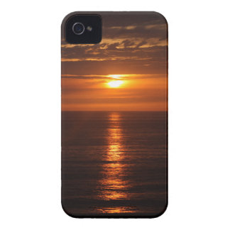 Sunset Over the Pacific iPhone 4 Cover