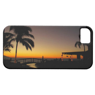 Sunset Over the Resort Case For The iPhone 5