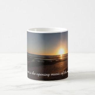 Sunset over the Sea of Cortez Coffee Mug