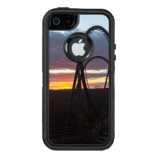 Sunset Over Wildfire OtterBox Defender iPhone Case