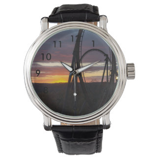 Sunset Over Wildfire Watches
