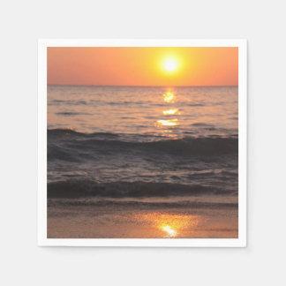 Sunset, Paper Napkins