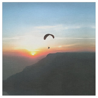 Sunset Paraglide Fabric