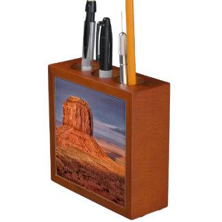 Sunset Pencil Holder