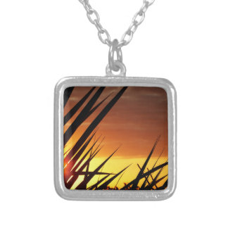 Sunset Personalized Necklace
