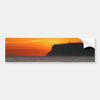 Sunset Point Loma Bumper Sticker