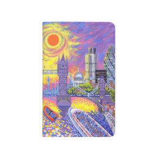 Sunset:Pool Of London 2013 Journal