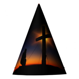 Sunset Prayer at the Cross Party Hat