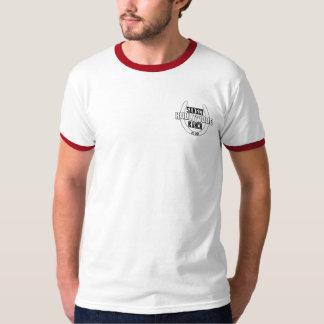 Sunset Ranch Ringer T T-Shirt