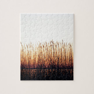 Sunset Reeds Puzzles