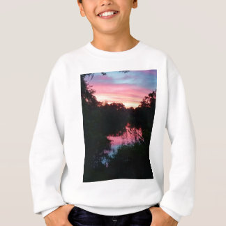 Sunset Reflections Before the Storm Sweatshirt
