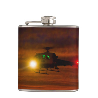 Sunset Rescue Hip Flask