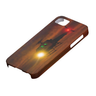 Sunset Rescue iPhone 5 Covers