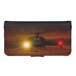 Sunset Rescue iPhone SE/5/5s Wallet Case