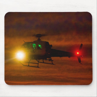 Sunset Rescue Mouse Pad