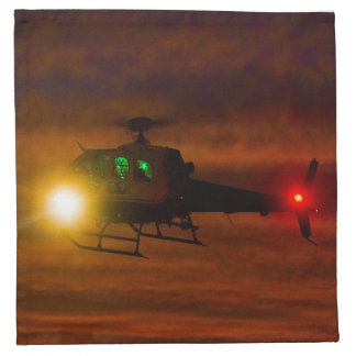 Sunset Rescue Napkin
