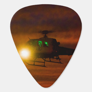 Sunset Rescue Plectrum