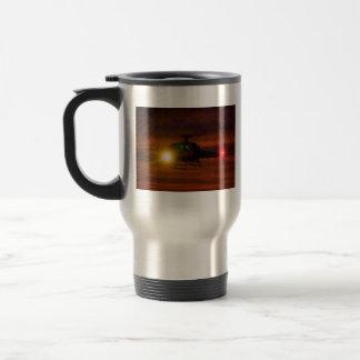 Sunset Rescue Travel Mug