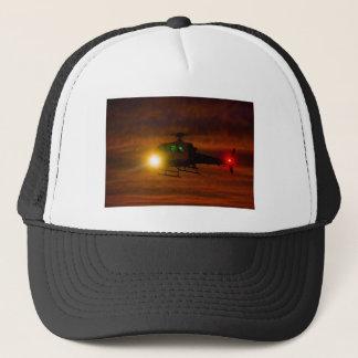 Sunset Rescue Trucker Hat