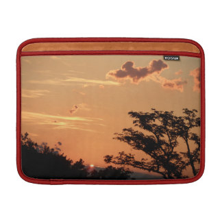 Sunset Rickshaw sleeve Sleeve For MacBook Air