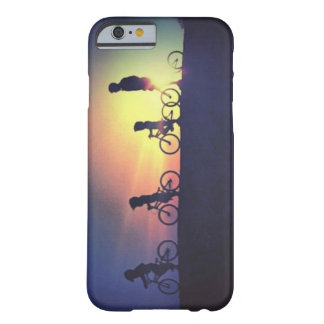 Sunset ride barely there iPhone 6 case