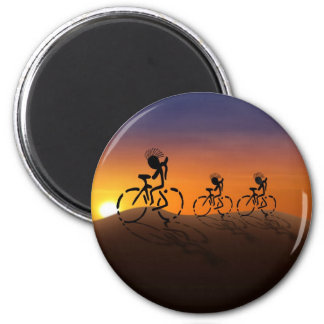 Sunset Riders Magnet