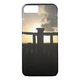 Sunset Ruins Grenada iPhone 7 Case