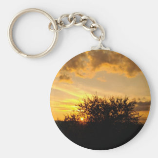 Sunset - S. Stefano di Campobasso Key Ring
