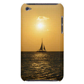 Sunset Sail Barely There iPod Cover