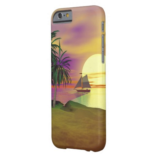 Sunset Sail Barely There iPhone 6 Case