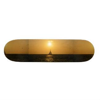 Sunset Sail Skateboard Decks