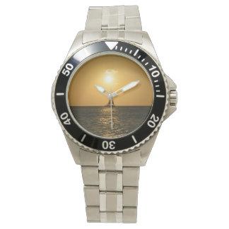 Sunset Sail Wrist Watch