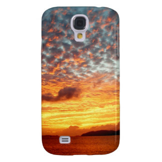 Sunset Samsung Galaxy S4 Cover