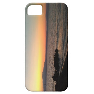Sunset Sea iPhone SE + iPhone 5/5S, Barely There iPhone 5 Covers