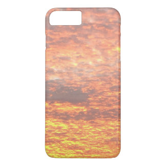 Sunset shimmer on the clouds phone case. iPhone 8 plus/7 plus case