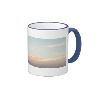 sunset sky mug