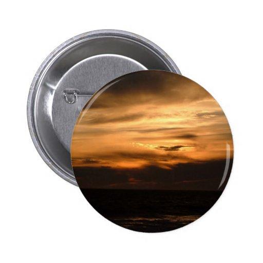 Sunset Smokey Haze Pin