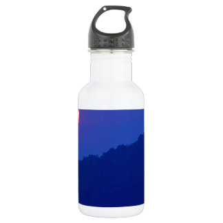 Sunset Smoky Mountain Tennessee 532 Ml Water Bottle