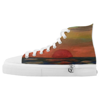 Sunset Sneakers